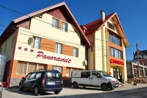 Complexul Turistic Panoramic, Ranca
