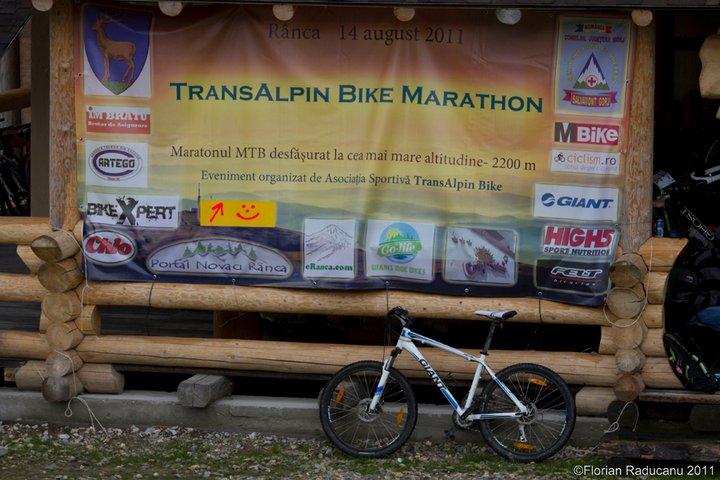 Transalpin Bike Marathon Ranca 2011