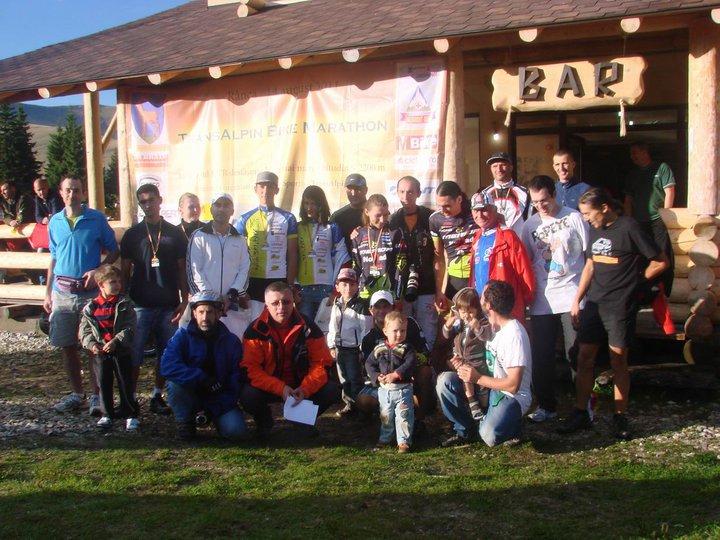 Premierea si premiantii TransAlpin Bike Marathon Ranca 2011